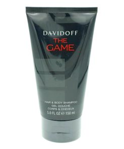 davidoff the game hair & body shampoo
