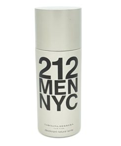 carolina herrera 212 men nyc deodorant spray