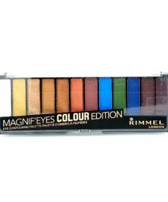 rimmel magnif'eyes colour edition 004