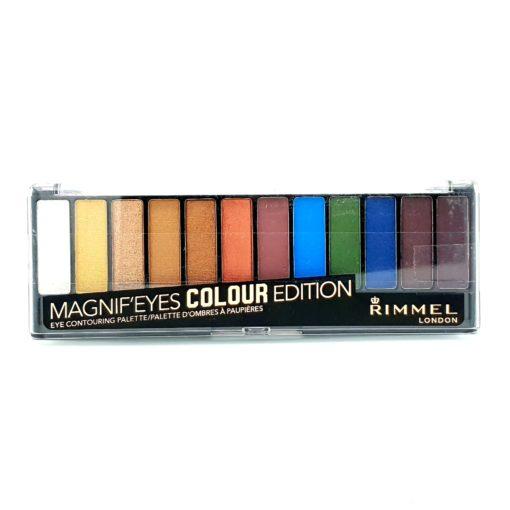rimmel magnif'eyes colour edition 004