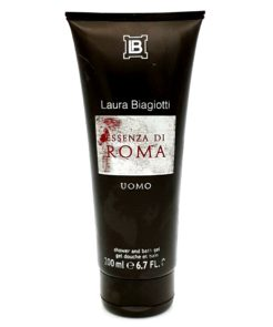 Laura Biagiotti Essenza di Roma Uomo 200ml Shower and Bath Gel