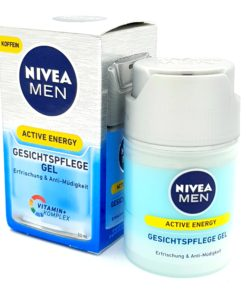 Nivea Men Active Energy 50ml Gezichtsgel