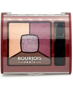 Bourjois Smoky Stories oogschaduw Nr. 15 Brilliant Prunette