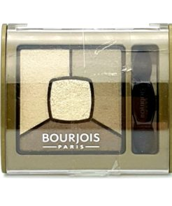 Bourjois Smoky Stories oogschaduw Nr. 04 Rock This Khaki