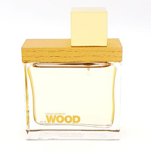 Dsquared2 She Wood Golden Light Wood Eau de Parfum Pour Femme