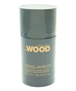 Dsquared2 He Wood 75ml Deodorant Alcohol Free