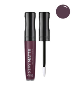 Rimmel Stay Matte Liquid Lip Colour 800 Midnight